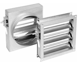 DD Air Control Duct Dampers