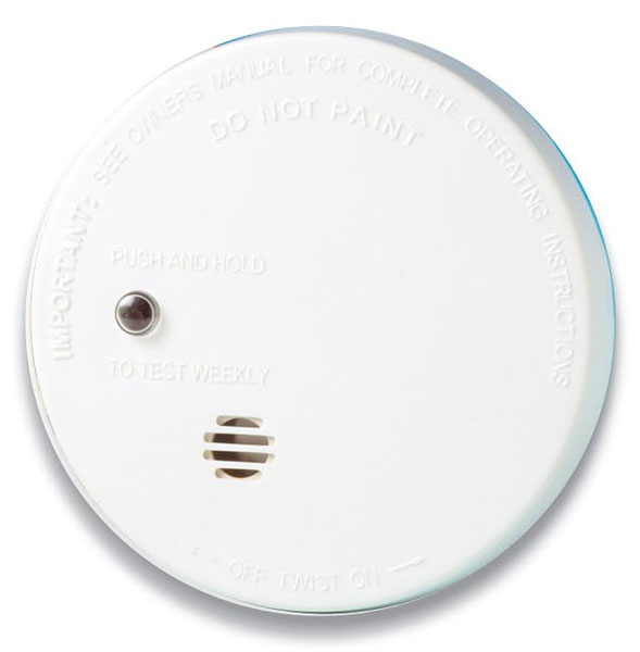 Ionisation Smoke Alarms