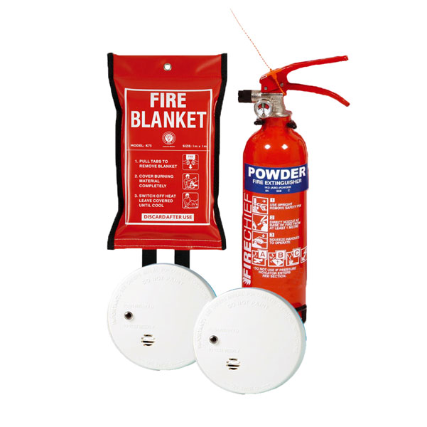 Fire Safety Kits
