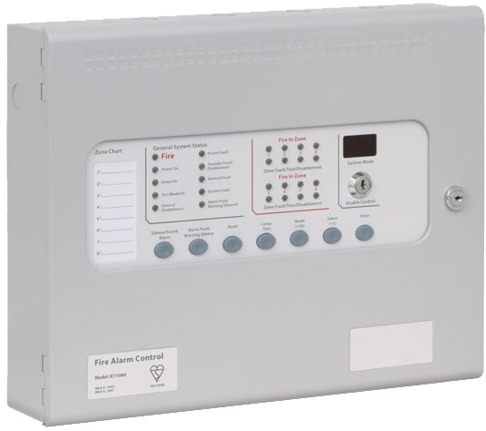 Kentec Conventional Fire Control Panels - Sigma CP