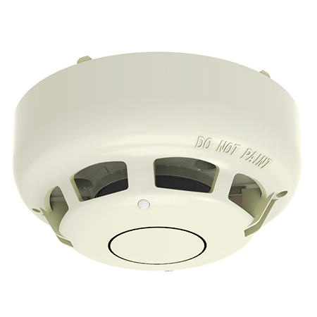 Hochiki Addressable Analogue Heat Sensor ATJ-EN Ivory