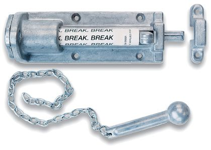 Redlam Emergency Panic Bolt