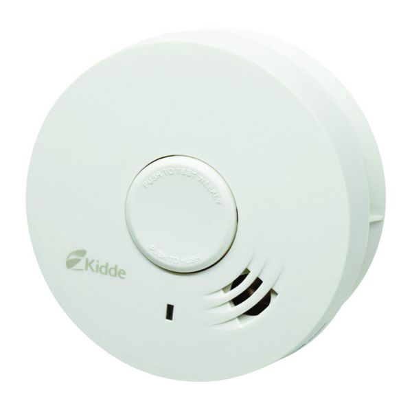 Battery Operated 10 Year Optical Smoke Alarm