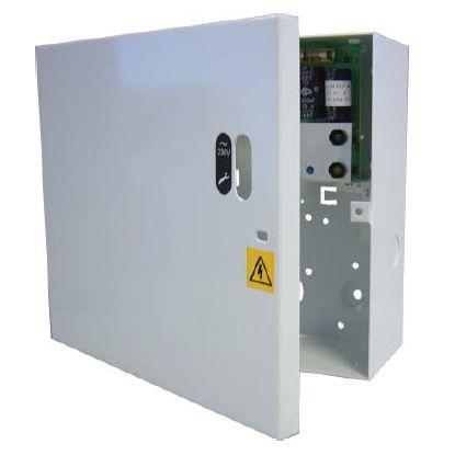 Elmdene 1 Amp Power Supply 12 Volt DC Mains Failure Monitoring