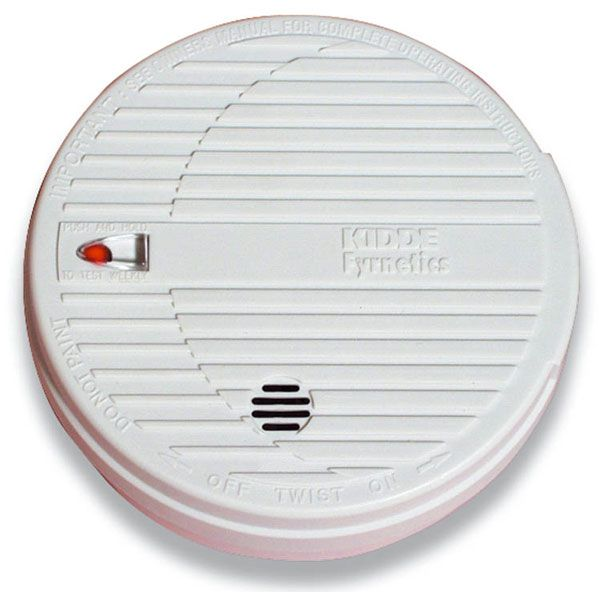 Kidde Smoke Alarm | Ionisation Smoke