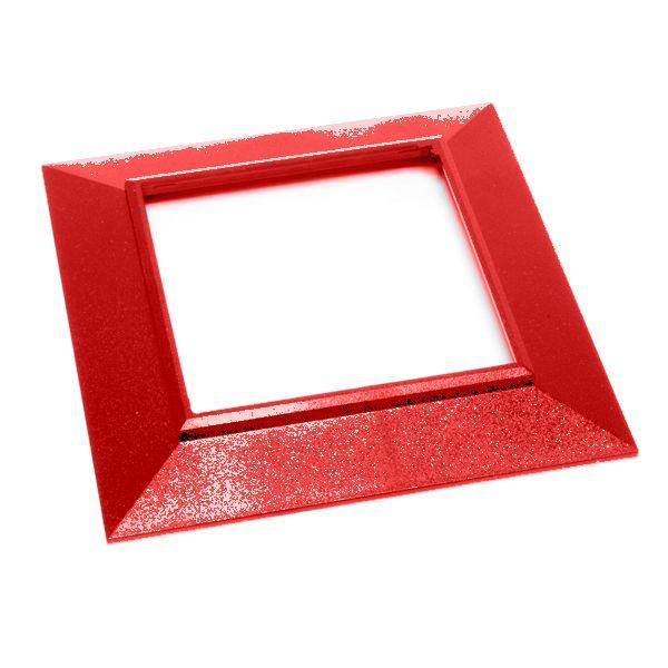 KAC Red Bezel For Flush Call Point
