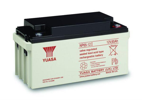 Yuasa NP Battery 12V 65AH