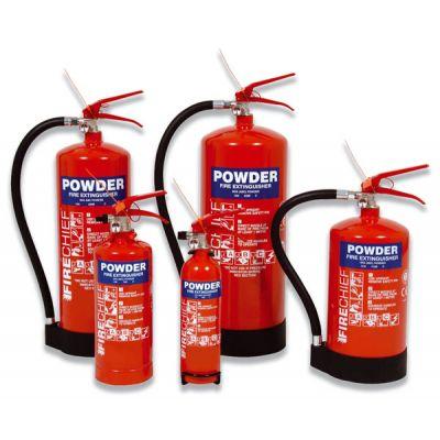ABC Powder Fire Extinguishers