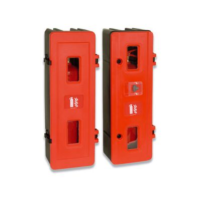 Single Fire Extinguisher Cabinets For 9KG Fire Extinguisher