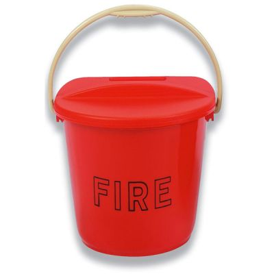 Plastic Fire Bucket