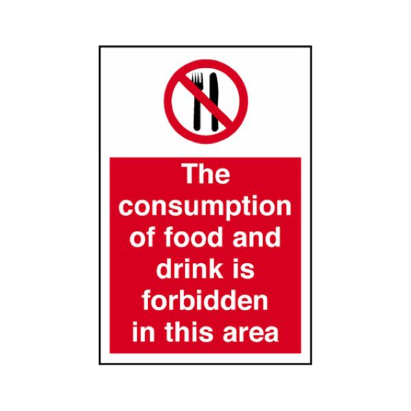 The consumption of food & drink