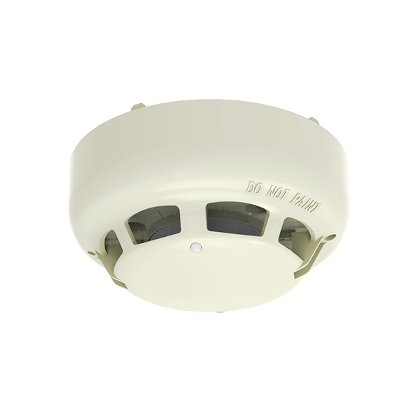 Hochiki ESP Addressable Photoelectric Smoke Detector ALN-EN Ivory
