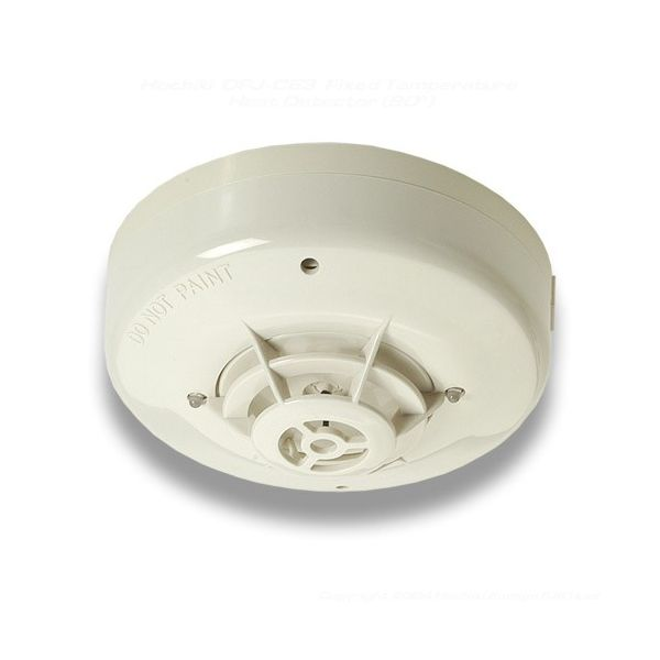 Hochiki CDX Conventional Marine Approved Rate of Rise Heat Detector 60°C DCD-AE3M