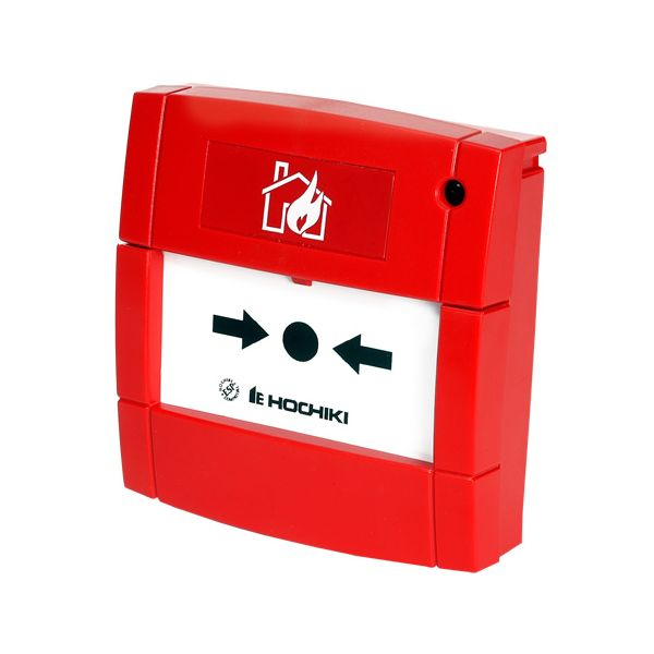 Hochiki ESP Analogue Addressable Manual Call Point With Isolator HCP-E(SCI)