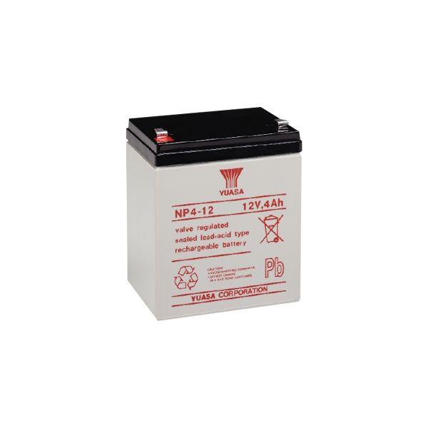 Yuasa NP Battery 12V 4AH