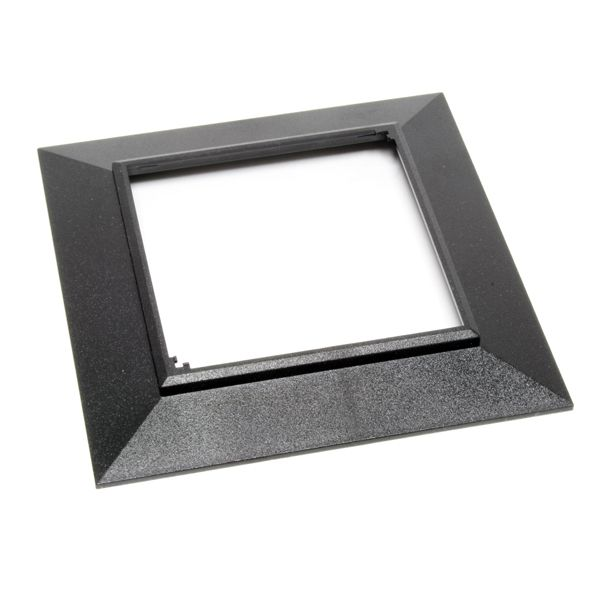 KAC Black Bezel For Flush Call Point