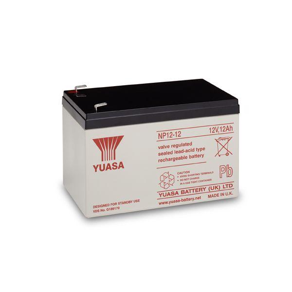 Yuasa NP Battery 12V 12AH