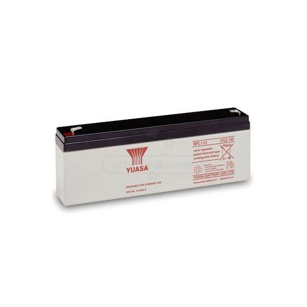 Yuasa NP Battery 12V 2.1AH