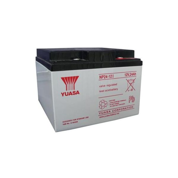 Yuasa NP Battery 12V 24AH