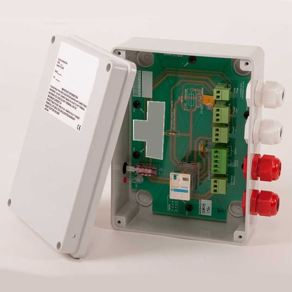 Natural Smoke Venting Control Unit (ADB)