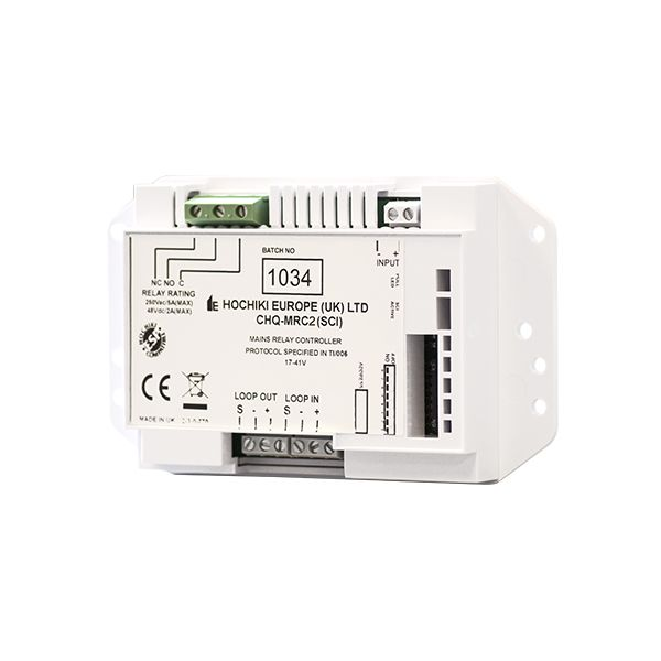 Hochiki Mains Relay Controller CHQ-MRC2(SCI)
