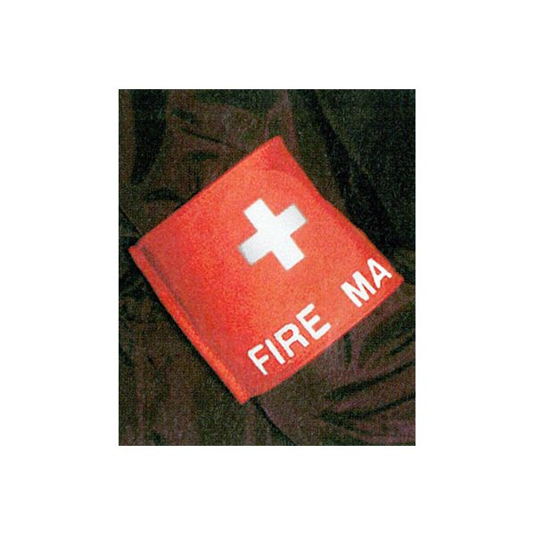 Velcro Fire Marshal Arm Band