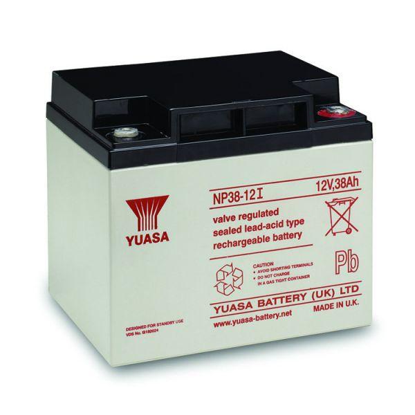 Yuasa NP Battery 12V 38AH