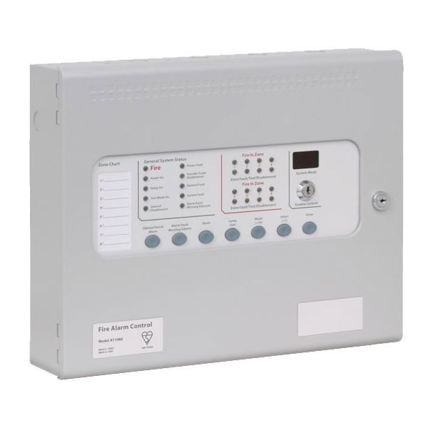 Kentec Sigma CP 2 Wire Conventional Fire Control Panels