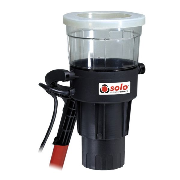SOLO Heat Detector Tester 240v