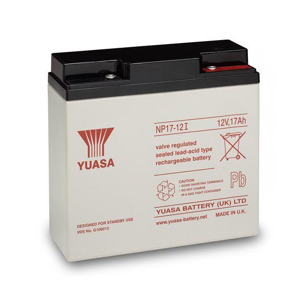 Yuasa NP Battery 12V 17AH