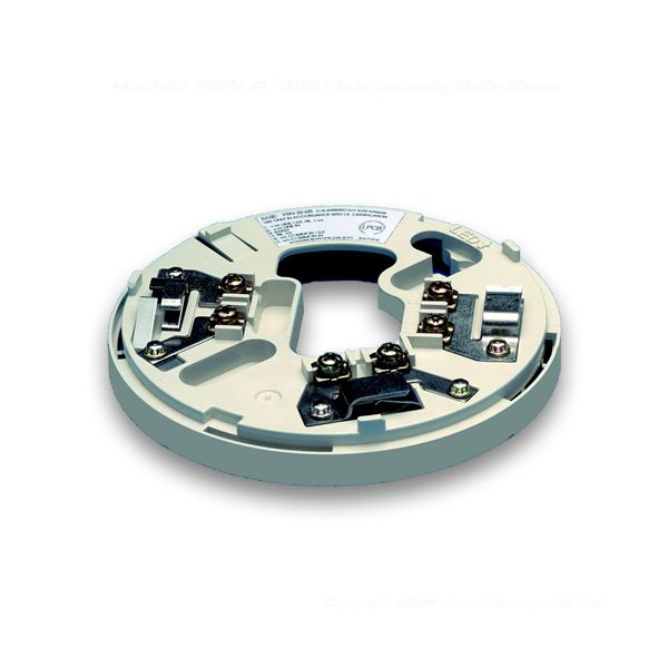 Hochiki CDX Conventional I.S Detector Base YBN-R/4(IS) - Intrinsically Safe