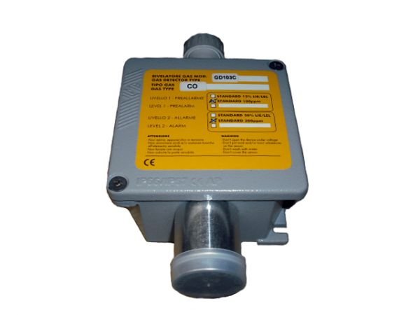 Car Park Latching CO Detector GD103C
