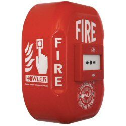 Howler Call Point Site Alarm Inter-linkable
