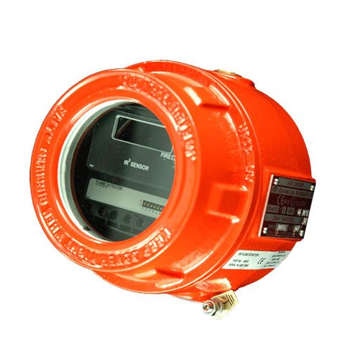 Hochiki Conventional Explosion-Proof Infra-Red Flame Detector IFD-E (EXD)