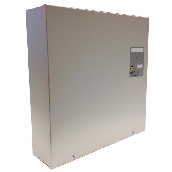 CTEC 24v DC 5 amp Power Supply & Battery Charger EN54-4