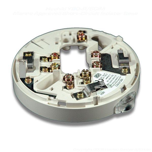 Hochiki Marine Approved Analogue Loop Isolator Base YBO-R/SCIM