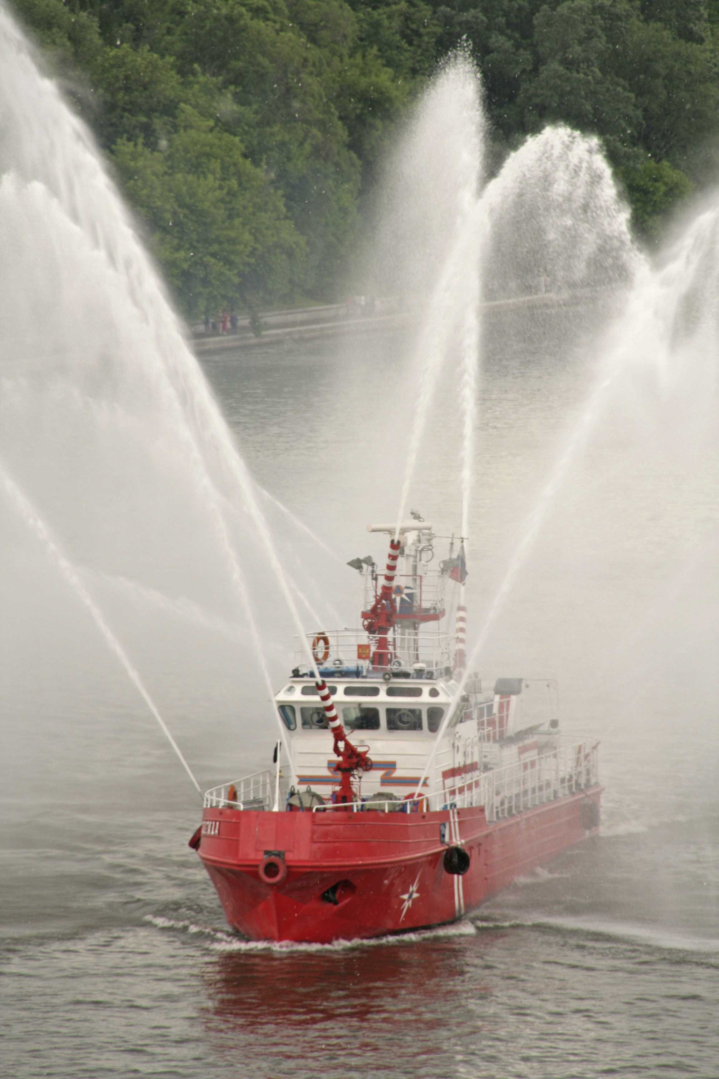 Boat Fire Safety Week 2015