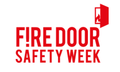 We are supporting Fire Door Safety Week