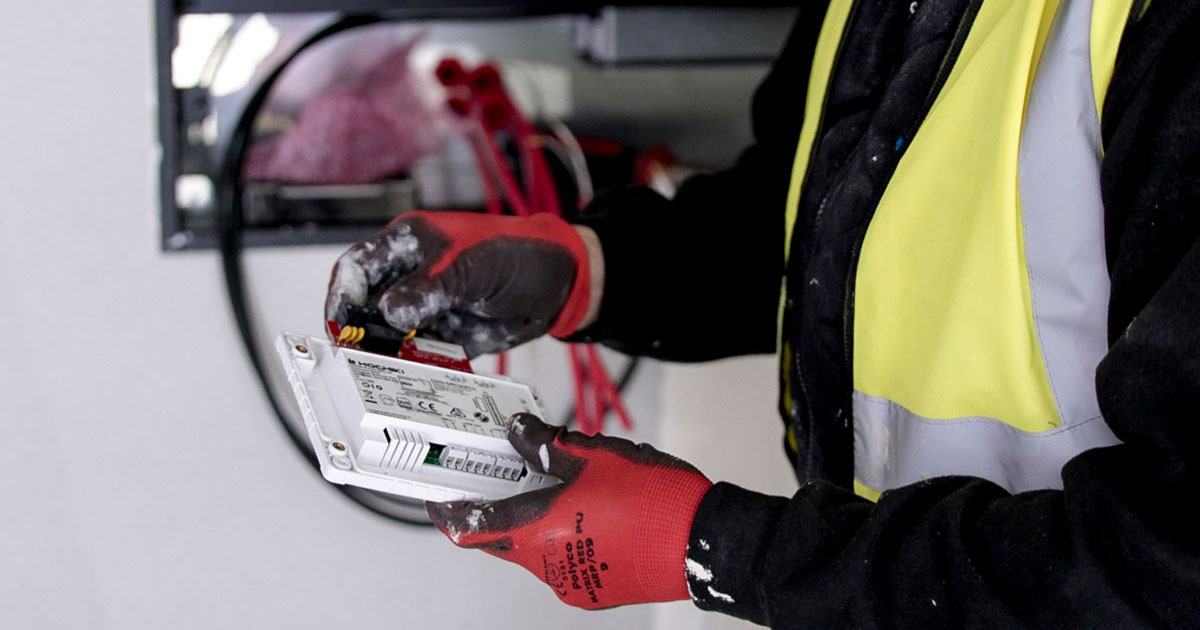 Supply, Install & Commissioning: The benefits of a Seamless Service