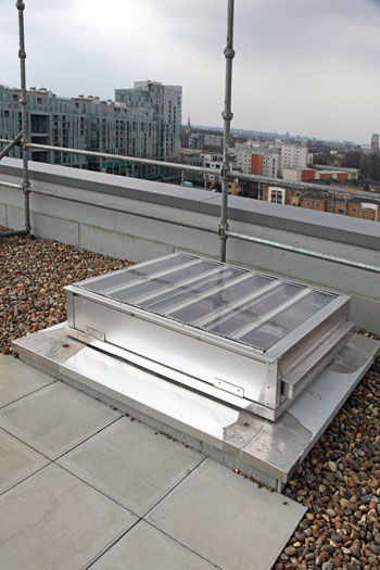 Natural Smoke Ventilation