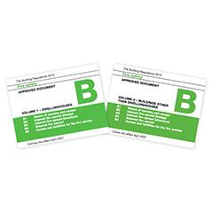 ADB (Approved Document B)